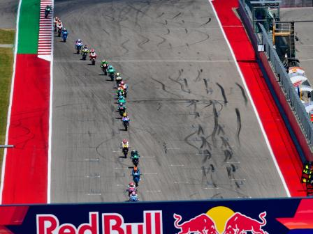Moto3, Race, Red Bull Grand Prix of The Americas
