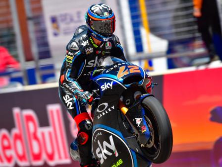 Moto2, Race, Red Bull Grand Prix of The Americas