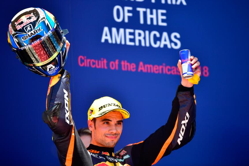 Miguel Oliveira, Red Bull KTM Ajo, Red Bull Grand Prix of The Americas