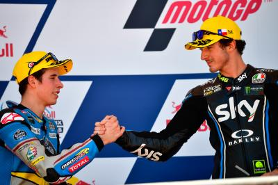 Bagnaia vs Marquez: a battle royal in Austin