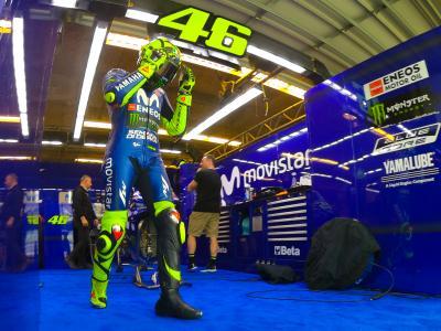 Rossi: 'Pensavo di poter lottare con Iannone'