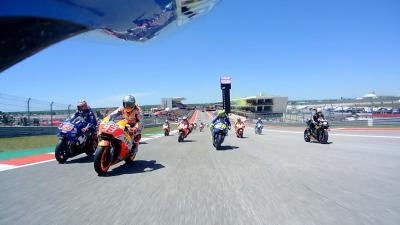 Americas GP: Multi-OnBoard Start