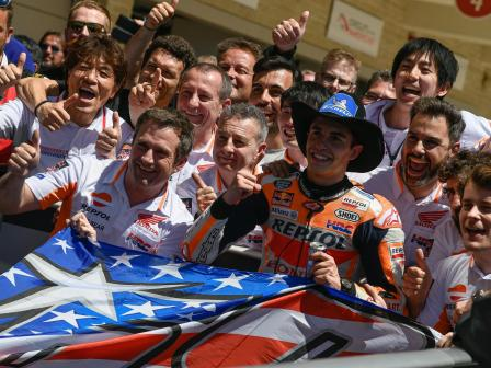 MotoGP, Race, Red Bull Grand Prix of The Americas