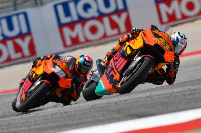More points for KTM in Texas
