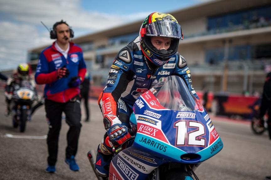 Marco Bezzecchi, Pruestelgp, Red Bull Grand Prix of The Americas