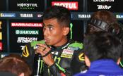 Hafizh Syahrin, Monster Yamaha Tech 3, Red Bull Grand Prix of The Americas