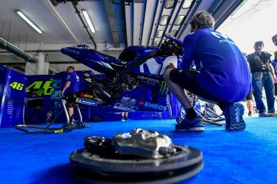 Yamaha centra l'obiettivo, Meregalli: 'Siamo competitivi'