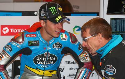 Mir ya se ve luchando por la victoria de Moto2™