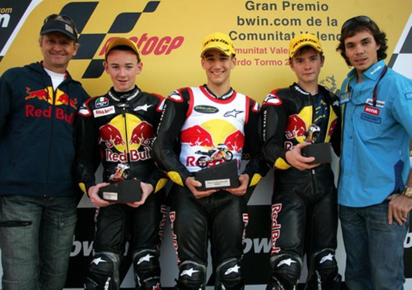 2007, Johann Zarco, Red Bull Rookies Cup