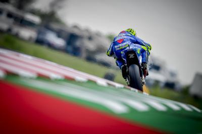 L'attesa è finta, Iannone e Suzuki sono da vittoria