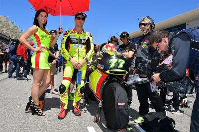 Aegerter to miss Jerez following training crash