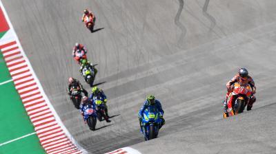 El Mundial aterriza en Jerez con el gas siempre a fondo