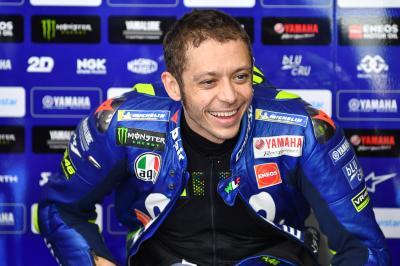 Rossi, proche d'un tour du monde!