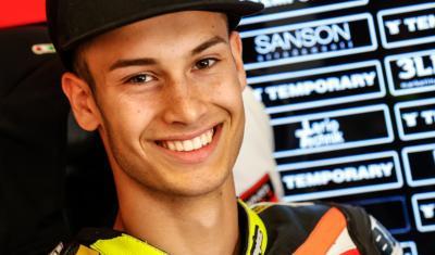 Tulovic sustituirá a Aegerter en Jerez