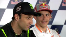 The French rider has secured his future with Red Bull KTM, but does he think about joining HRC and racing alongside the reigning champion?