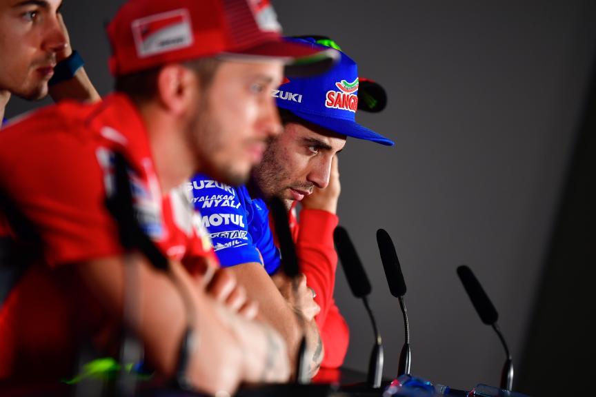 Press-Conference, Gran Premio Red Bull de España
