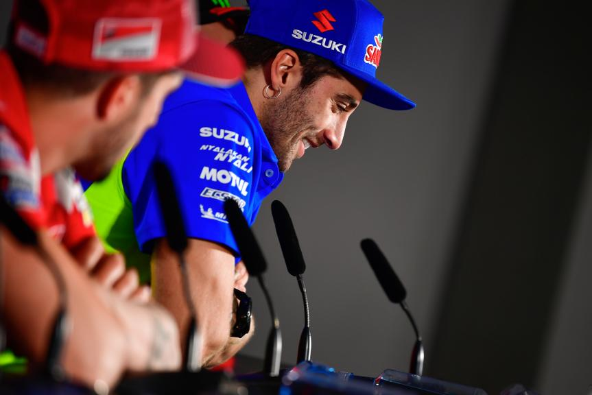 Press-Conference, Gran Premio Red Bull de España