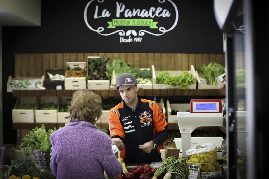 pre event, Gran Premio Red Bull de España