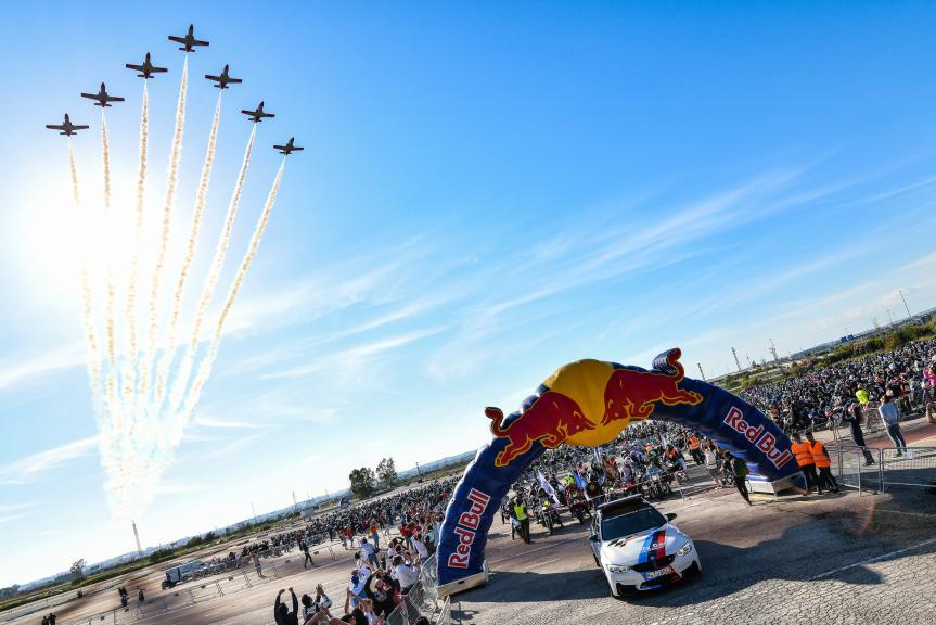 Red Bull Convoy