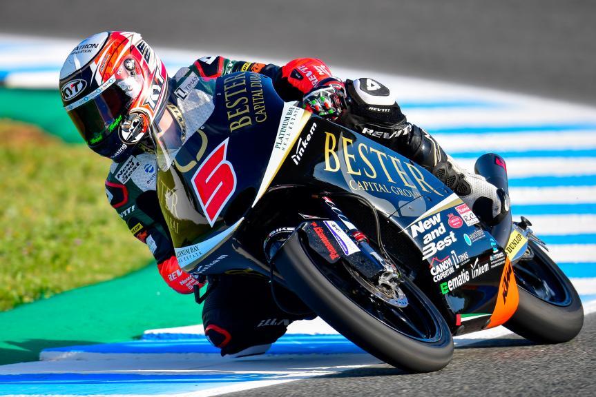 Jaume Masia, Bester Capital Dubai, Gran Premio Red Bull de España