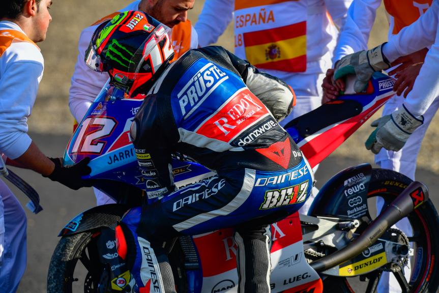 Marco Bezzecchi, Pruestelgp, Gran Premio Red Bull de España