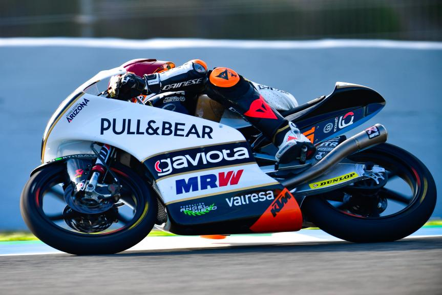 Andrea Migno, Angel Nieto Team Moto3, Gran Premio Red Bull de España
