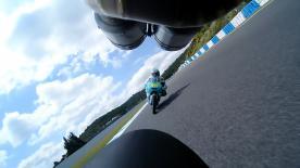 Revivez la deuxième séance d'essais libres de la catégorie Moto3™ à Jerez.