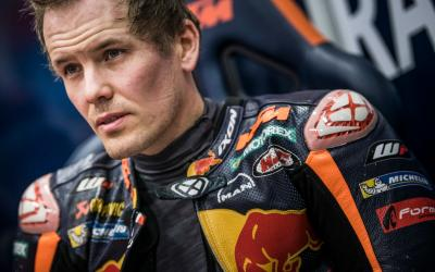 Kallio's KTM 'based on next year's model'