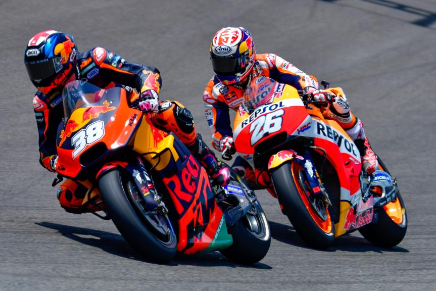 Bradley Smith, Red Bull KTM Factory Racing, Dani Pedrosa, Repsol Honda Team, Gran Premio Red Bull de España