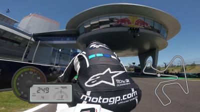 GoPro™ ラップ~ヘレス・サーキット‐アンヘル・ニエト