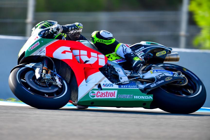 Cal Crutchlow, LCR Honda Castrol, Gran Premio Red Bull de España