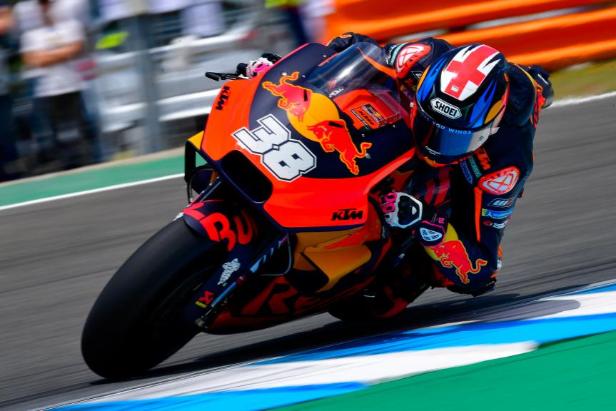 Bradley Smith, Red Bull KTM Factory Racing, Gran Premio Red Bull de España
