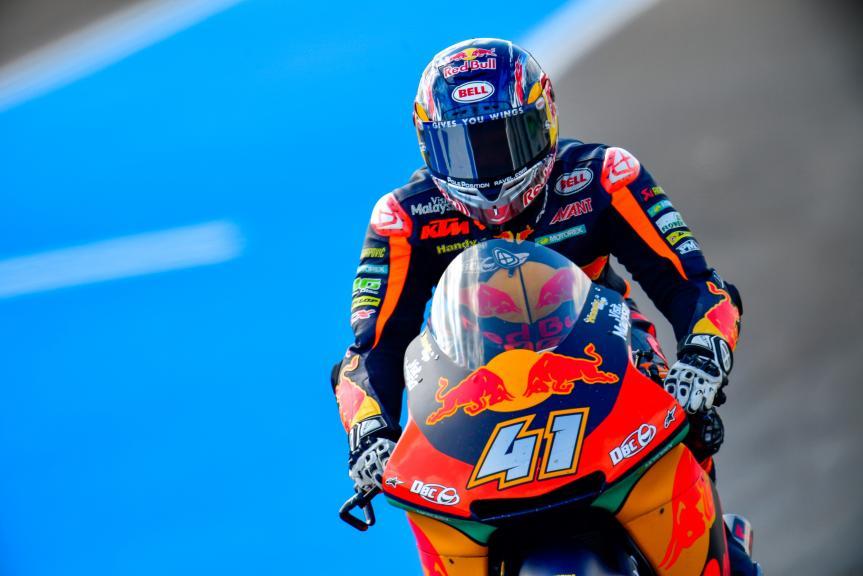 Brad Binder, Red Bull KTM Ajo, Gran Premio Red Bull de España