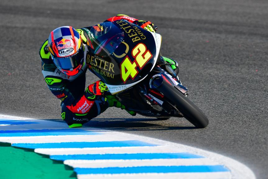 Marcos Ramirez, Bester Capital Dubai, Gran Premio Red Bull de España