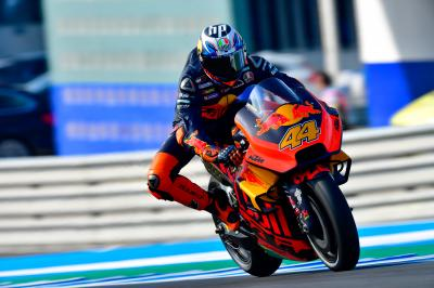 """Pol Espargaro: """"We can get 100% from the bike"""""""