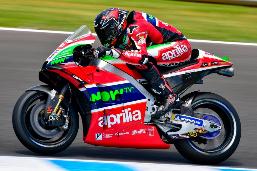 Scott Redding, Aprilia Racing Team Gresini, Gran Premio Red Bull de España