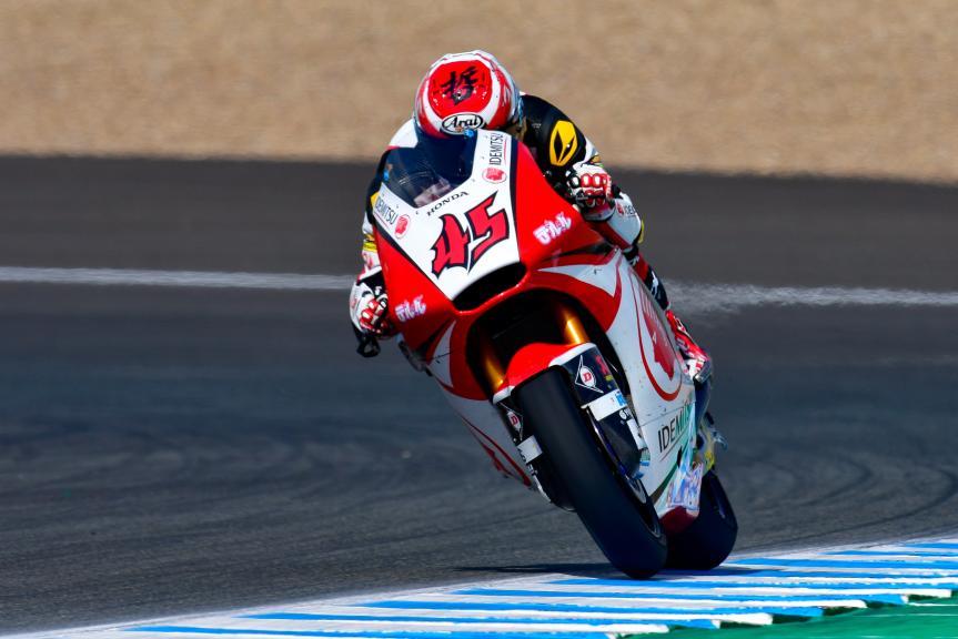 Tetsuta Nagashima, Idemitsu Honda Team Asia, Gran Premio Red Bull de España
