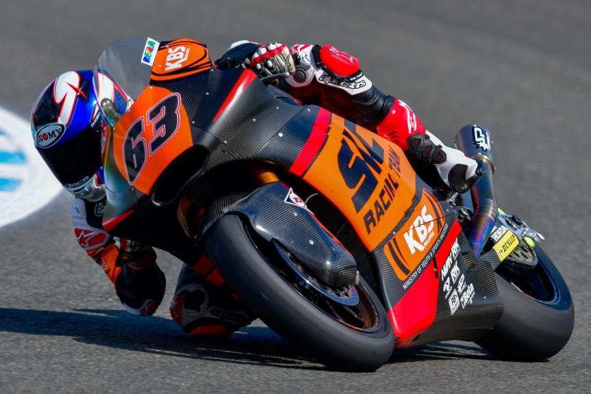 Zulfahmi Khairuddin, SIC Racing Team, Gran Premio Red Bull de España