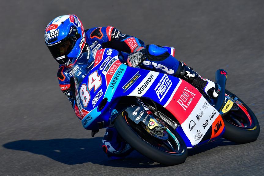 Jakub Kornfeil, Pruestelgp, Gran Premio Red Bull de España