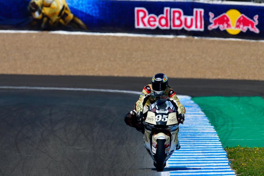 Jules Danilo, Nashi Argan SAG Team, Gran Premio Red Bull de España