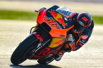 What will Kallio do for KTM as a wildcard?