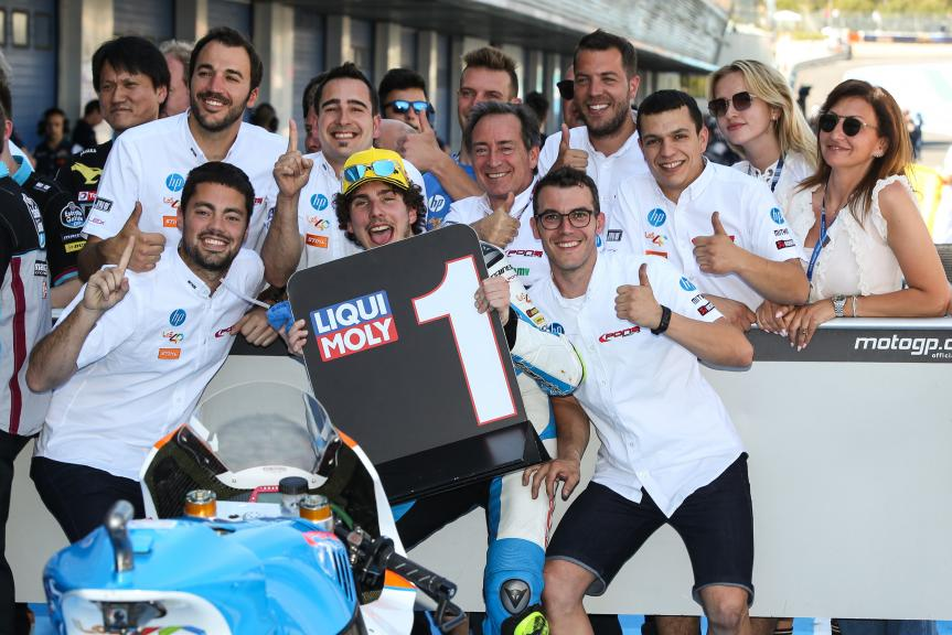 Lorenzo Baldassarri, Pons HP40, Gran Premio Red Bull de España
