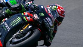 Enjoy the third MotoGP™ Free Practice session at the Circuit of Jerez