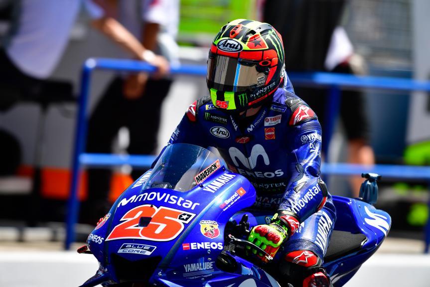 Maverick Viñales, Movistar Yamaha MotoGP, Gran Premio Red Bull de España