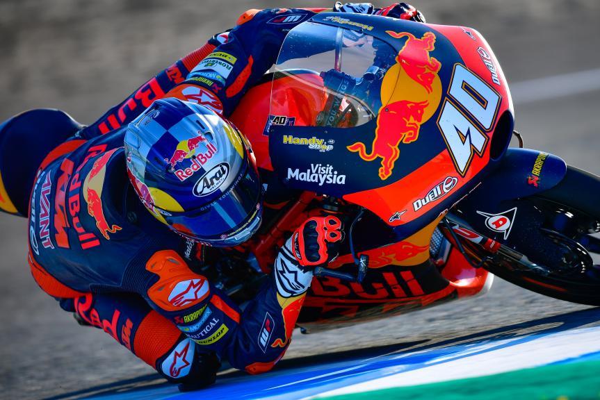 Darryn Binder, Red Bull KTM Ajo, Gran Premio Red Bull de España