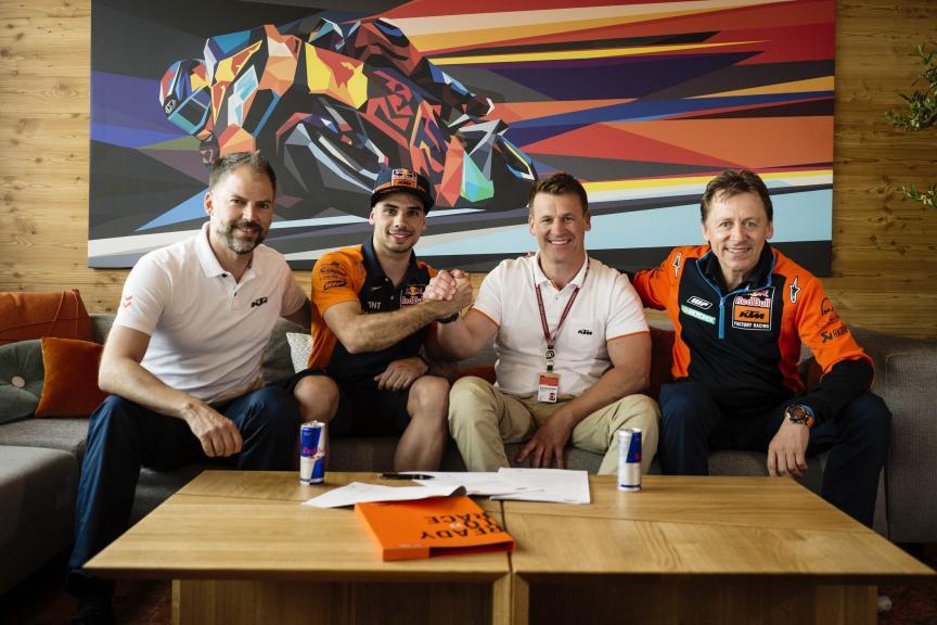 Miguel Oliveira, Red Bull KTM