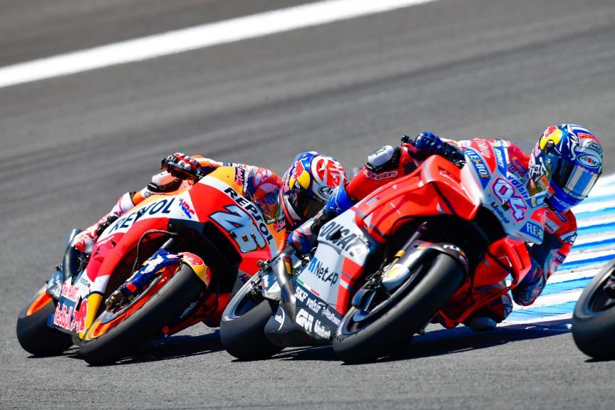 Dani Pedrosa, Repsol Honda Team, Andrea Dovizioso, Ducati Team, Gran Premio Red Bull de España