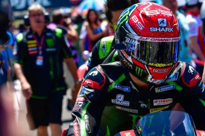 Zarco, deuxième au Championnat en amont du Mans!