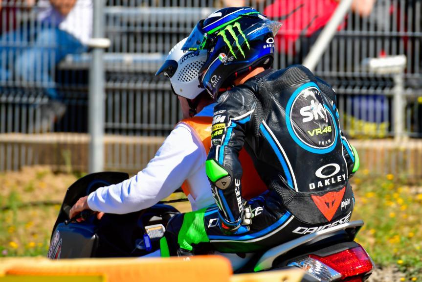 Dennis Foggia, Sky Racing Team VR46, Gran Premio Red Bull de España