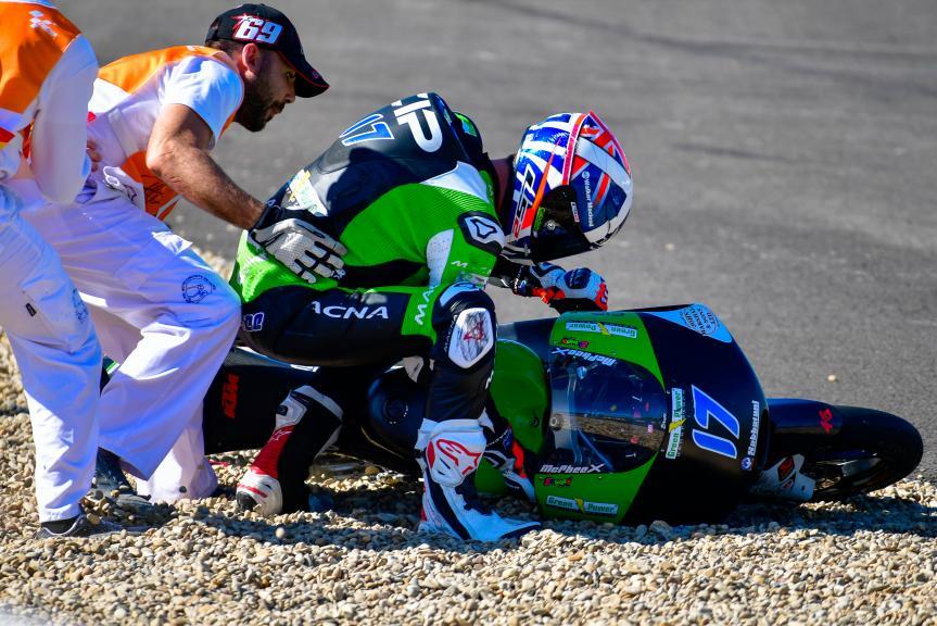 John Mcphee, CIP - Green Power, Gran Premio Red Bull de España